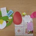 Мастер класс по изготовлению пасхальной открытки «Цыплёнок в яйце» (во 2 мл. группе).