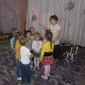 Конспект образовательной деятельности «Птица Счастья» для воспитанников старшей группы