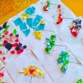 Конспект НОД для детей второй младшей группы «Удивительный зонтик»