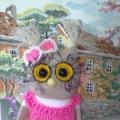 Мое хобби— вязание игрушек