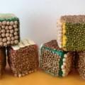 Развивающее пособие «Кубики— Крупинки»