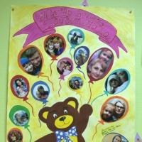 Фотоотчет о праздновании Дня матери в средней группе