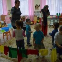 Конспект интегрированной НОД в первой младшей группе «Наша дружная семейка»