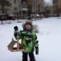 Покормите птиц зимой (фотоотчёт)