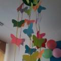 Мастер-класс украшение «Бабочки» для детского сада