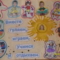 Фотоотчет о конкурсе «Самый классный воспитатель»