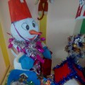 Фотоотчет творческого конкурса «Подарки Деда Мороза»