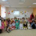 «Сказка приходит в гости». Совместное развлечение детей второй младшей группы детского сада и младших школьников