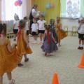 Отчёт о проведении праздника «Богатырские забавы» к Дню защитника Отечества во второй младшей группе