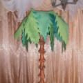 Мастер класс «Изготовление пальмы из подручных материалов»
