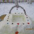 Консультация для воспитателей «Оформление зимних участков в детском саду»
