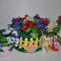 Атрибуты для игр с цветами своими руками «Цветоводы», «Флористы» и «Цветочный магазин»