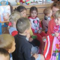 знакомство с предложением для дошкольников