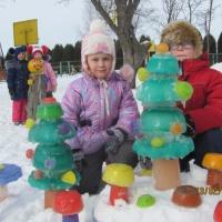 Исследовательско-творческий проект «Капелька, снежинка, льдинка»