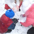 Зимняя прогулка в детском саду (фотоотчет)