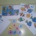 Дидактическая игра «Накорми рыбку» для детей подготовительной группы
