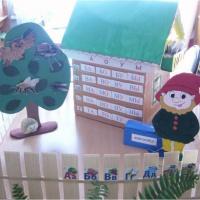 Дидактическая игра «Слоговой домик Шляпсика»