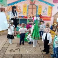 Конспект итоговой НОД по развитию речи в первой младшей группе «К нам весна пришла!»