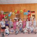 Сценарий летнего развлечения для детей средней группы «Лето красное»