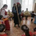 Масленица в нашем детском саду (фотоотчёт)