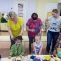 «Самые красивые 8 Марта мы!» Мастер-класс для мам и бабушек
