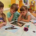 Фотоотчет «Альбом «Литературно-художественное творчество детей»