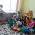 Фотоотчет «Детский сад— это домик для ребят. Или один день из жизни группы»