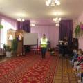 Фотоотчет. Развлечение «Инспектор ДПС в гостях у ребят» для детей старшего дошкольного возраста