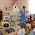 Мастер класс изготовление объемной декорации для сказок «Русская печь»