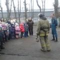 Целевая прогулка в пожарную часть