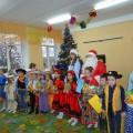Фотоотчет «Новый год в подготовительной группе»