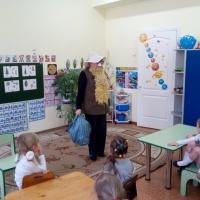 Фотоотчет о занятии «Хвойные деревья Кузбасса»