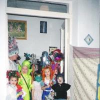 Сценарий праздника для детей и родителей «А у нас сегодня святки»