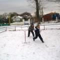 Первый снег. Фотоотчет