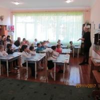 Конспект открытого интегрированного занятия по математике и обучению грамоте «У нас гости» в подготовительной к школе группе