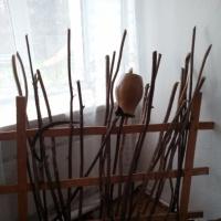 Фотоотчет о музее в детском саду «Русская изба»