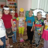 Фотоотчет о проведении тематического дня «Синичкин день»