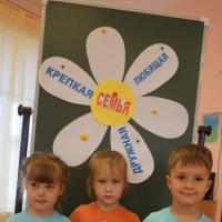 Конспект занятия по нравственно-патриотическому воспитанию «Моя Семья» (средняя группа)