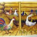 Конспект занятия по ФЦКМ «Домашние птицы»