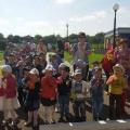 1 июня в День защиты детей прошел «Парад колясок»— фотоотчет