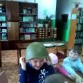 Мероприятия по подготовке к 70-тилетию Победы с детьми старшей группы