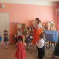Конспект интегрированного занятия по речевому и художественно-эстетическому развитию детей второй младшей группы