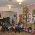 Праздник веселых бабушек, дедушек и озорных внучат (фотоотчет)