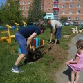 Фотоотчет о летней оздоровительной работе «Лето, ах, лето!» с детьми и их родителями