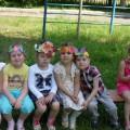 Фотоотчёт развлечения «Цветочный переполох»
