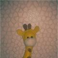 Мастер-класс «Жираф» из фетра