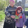 Фотоотчёт о городской социально-педагогической акции «Подари улыбку», посвящённой празднованию 9 мая