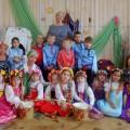 Праздник «Посиделки на Покрова» в детском саду— фотоотчет