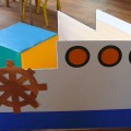 Модуль игрового пространства «Корабль»