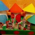 Многофункциональная дидактическая игра по обучению детей татарскому языку (УМК) «Волшебные домики»— «Тылсымлы өйләр»